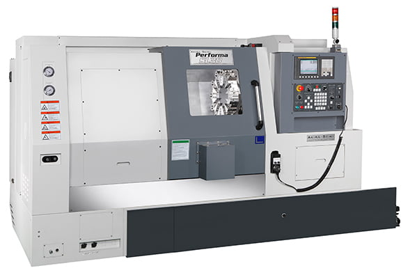 Akira-Seiki | Performa 2-Axes Turning, SL Series CNC Machine | Advanced Machinery Companies