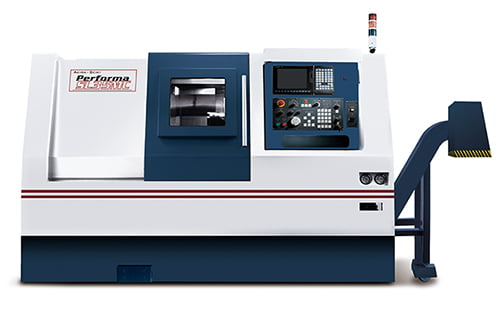 Akira-Seiki | Performa 3-Axes Turning, SL-MC Series CNC Machine | Advanced Machinery Companies
