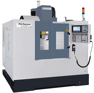 Akira-Seiki | Performa Junior, JR / SR CNC Machine | Advanced Machinery Companies