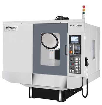 Akira-Seiki | Performa Mass Production, PC Series CNC Machine | Advanced Machinery Companies
