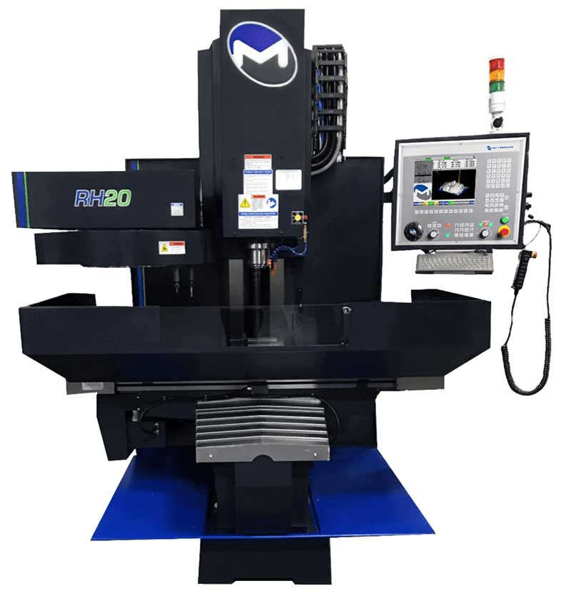 Milltronics Machinery | VM IL Series Vertical Machining Centers 10% Discount From List On The Following Machines VM3018 IL, VM4222 IL, VM5025 IL, VM6030 IL
