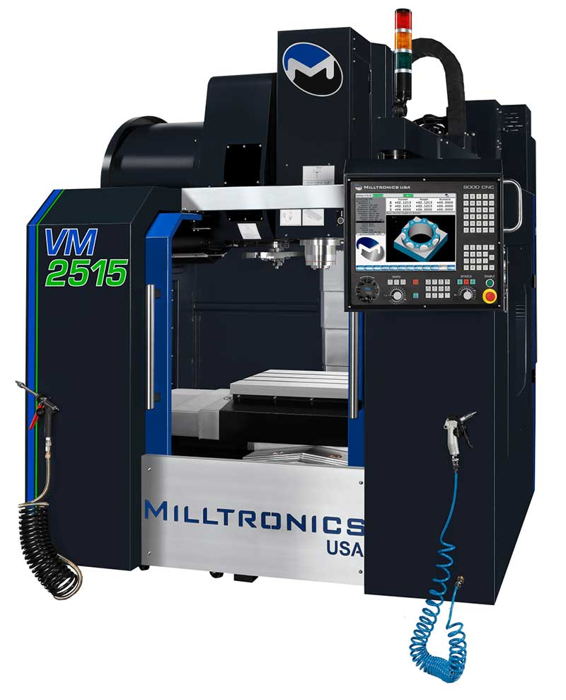 Milltronics Machinery | RH Series Tool Room Mills 10% Discount From List On The Following Machines