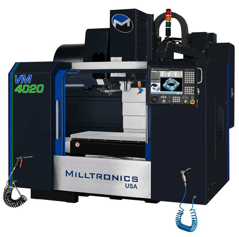 Milltronics | VR XP Series Vertical Machining Centers 10% Discount From List On The Following Machine VR4325XP